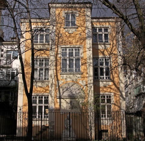 "Къща-музей ""П. К. Яворов"" | Qvorov.jpg"