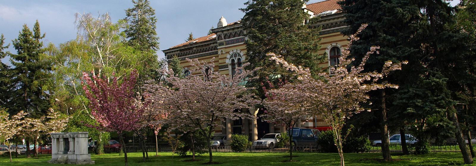 """Любимите места за разходка на столичани – Борисовата градина, Градската и Княжеската градина се намират на територията на район """"Средец"""""""