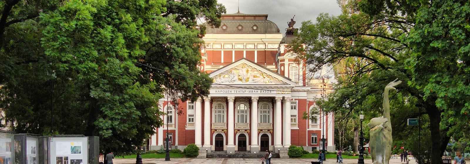 """Повечето културни институции на столицата - театри, музеи, галерии, концертни зали се намират в район """"Средец"""", както и уникални архиктектурни паметници"""