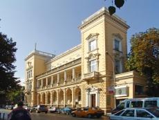 Централна армейска библиотека към Централния военен клуб | voenen-klub.jpg