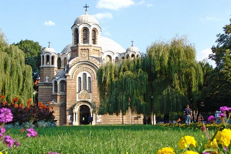 """Градина при Църква """"Св. Седмочисленици"""