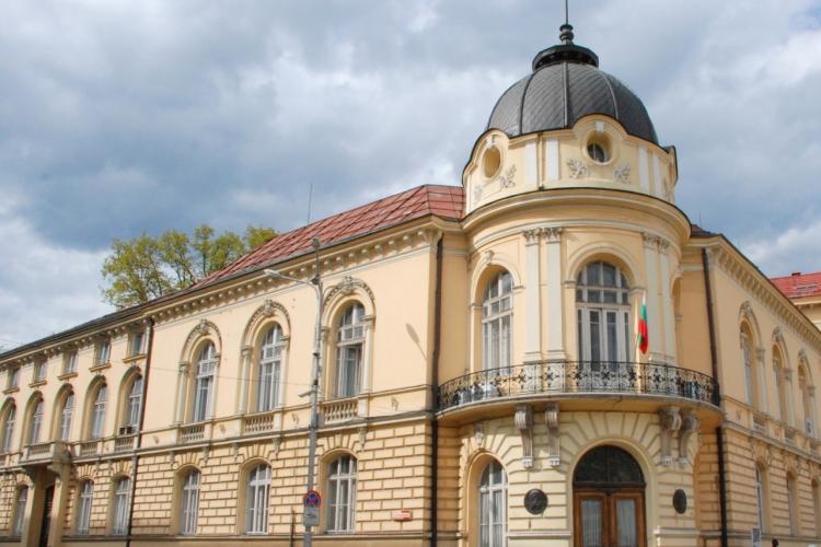 Централна библиотека на БАН | ban_sgrada.jpg