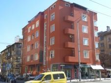 Реновираната фасада на ул. 'Ген. Паренсов' 16 | P1010689.JPG