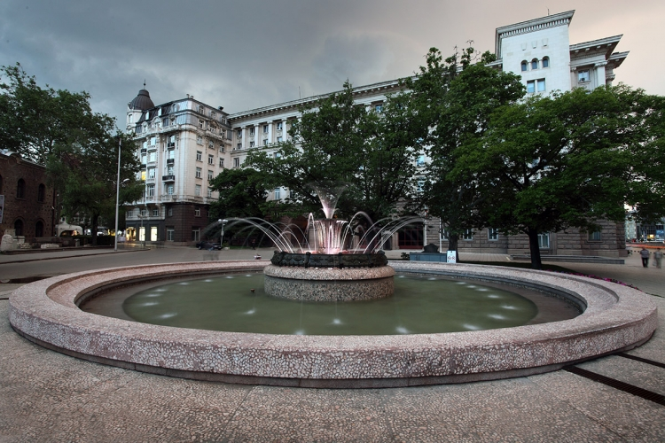 Реконструкция на фонтана пред Президенството | _MG_4322.jpg
